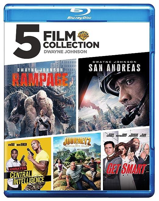 Dwayne Johnson: Collection 5 Blu-Ray Edizione: Stati Uniti Italia Blu-ray: Amazon.es: Cine y Series TV
