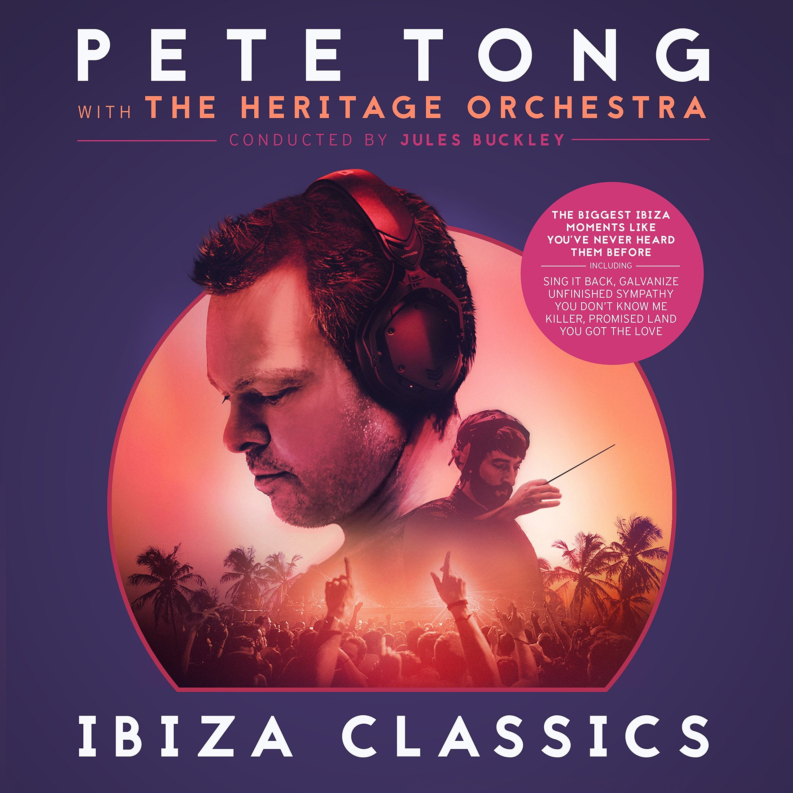 Pete Tong - Jules Buckley - Classic House Ibiza (United Kingdom - Import)