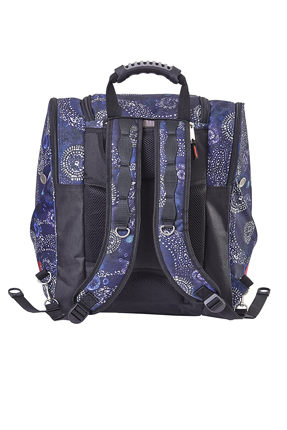 SNOWBOARD BOOTS, HELMET, GOGGLES, GLOVES HOLDS EVERYTHING Athalon Sportgear 330BAK Athalon EVERYTHING BOOT BAG//BACKPACK SKI