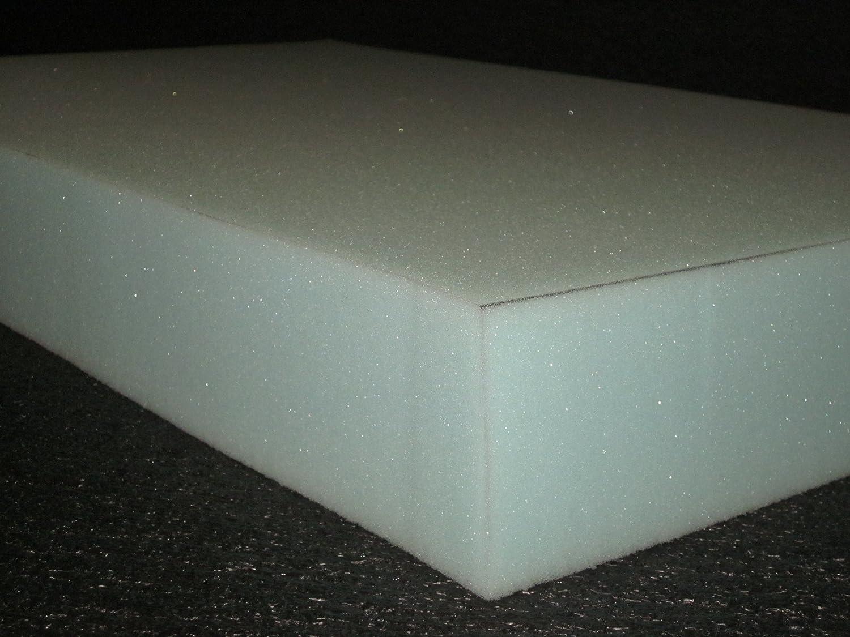 Grevinga® - Plancha de espuma de poliuretano RG 35, gomaespuma, 200 x 100 x 8 cm: Amazon.es: Hogar