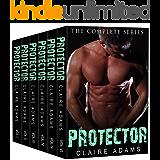 Protector (The Protector Romance Series Box Set) (Navy SEAL Romance) (Military Romance)