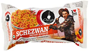 Ching's Secret | Schezwan Instant Noodles | Ching's Chinese Desi Chinese (Single Pack)