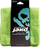 インフィニクス VOODOORIDE(ブードゥーライド) JAKD(ジャックド) クリーニングクロス(高級カーケア専用マイクロファイバークロス) 2枚入り VR7007