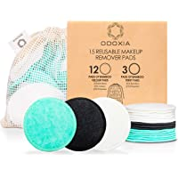 Reusable Makeup Remover Pads | Eco Friendly & Zero Waste Cotton Rounds | Beauty Products | 15 Natural & Organic Face…