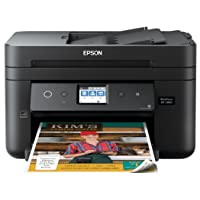 Deals on Epson WorkForce WF-2860 Wireless InkJet All-In-One Color Printer
