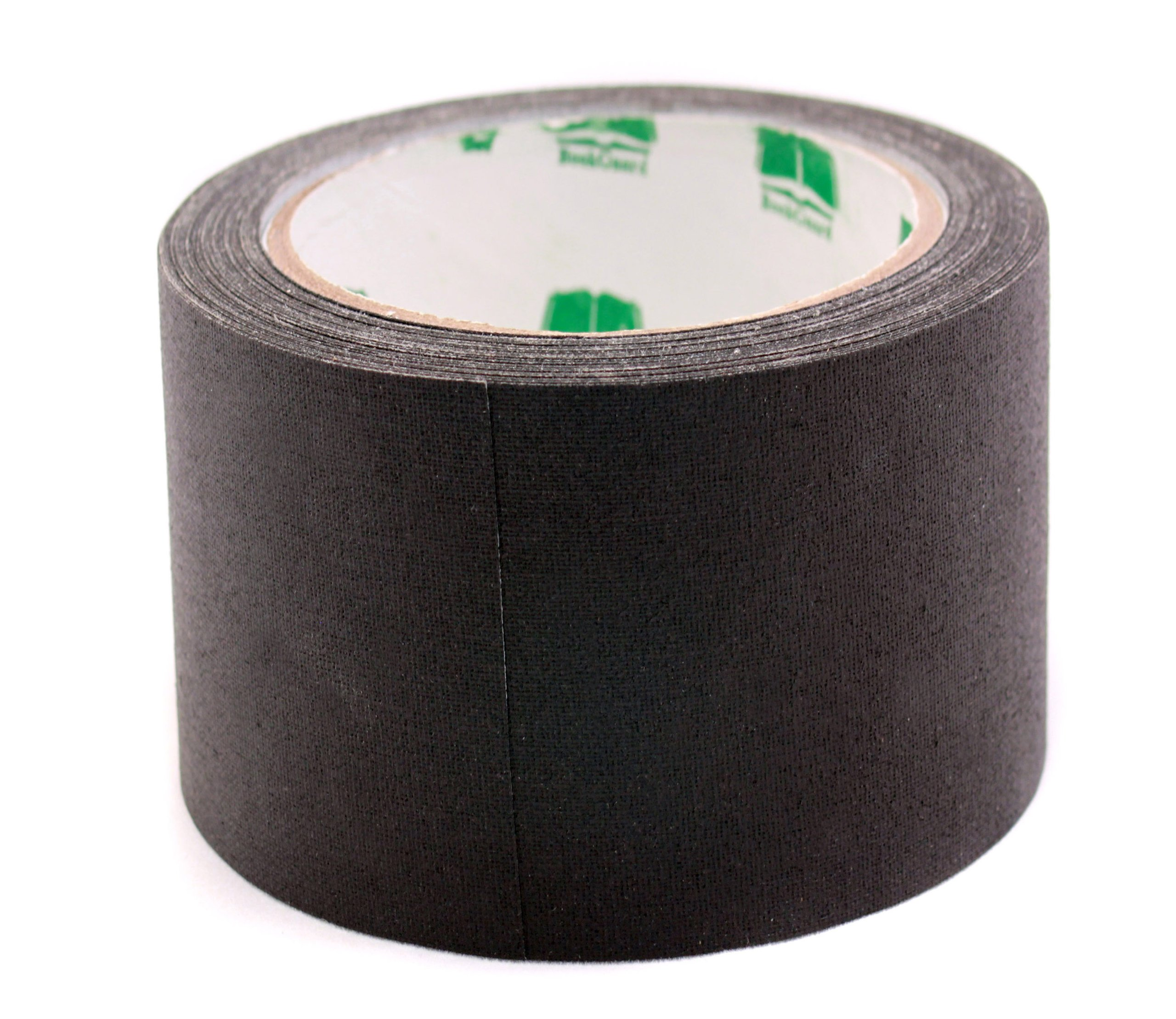 3'' Black Colored Premium-Cloth Book Binding Repair Tape   15 Yard Roll (BookGuard Brand)