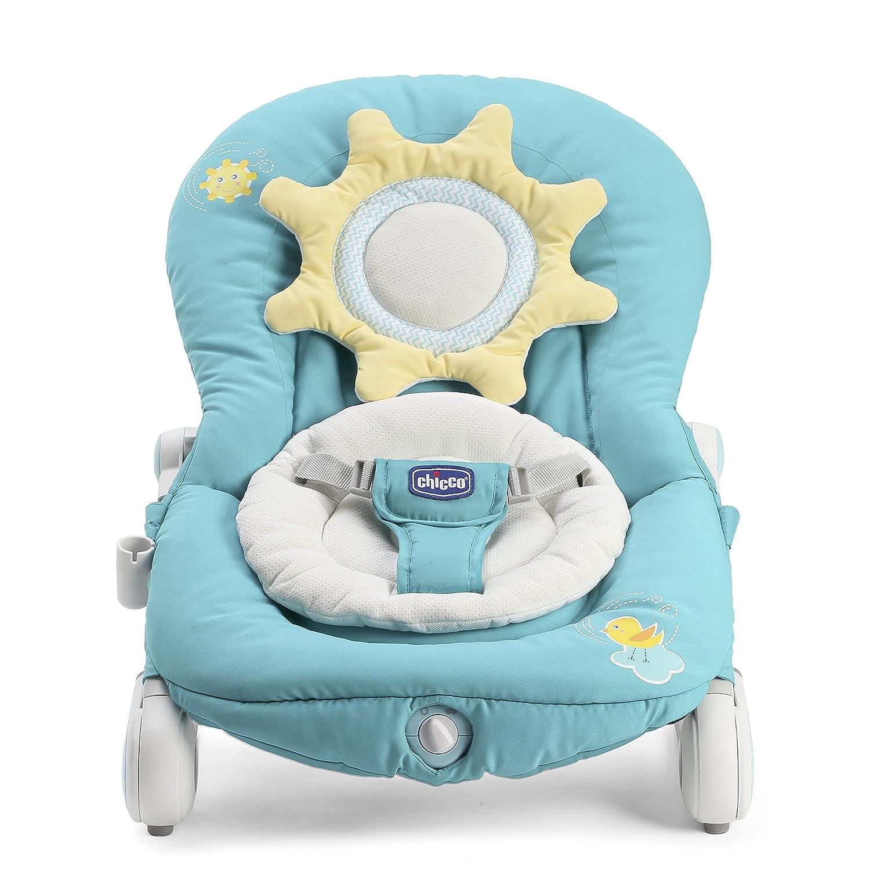 Chicco - Globo para bebé, color turquesa: Amazon.es: Bebé