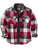 Legendary Whitetails Men's Woodsman Quilted Shirt Jacket
