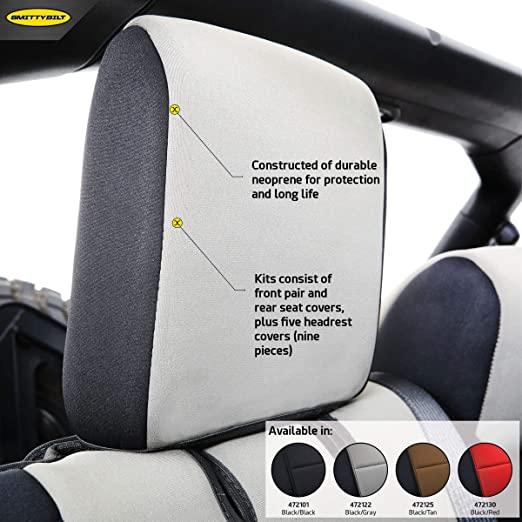 Prestige Bootmat Black with Grey Trim Connected Essentials CEB750 Rubber Boot Mat Liner for Mini Convertible 2009-Onwards