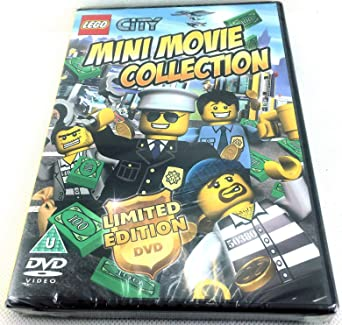 Lego City Mini Movie Dvd Edizione: Regno Unito Italia ...