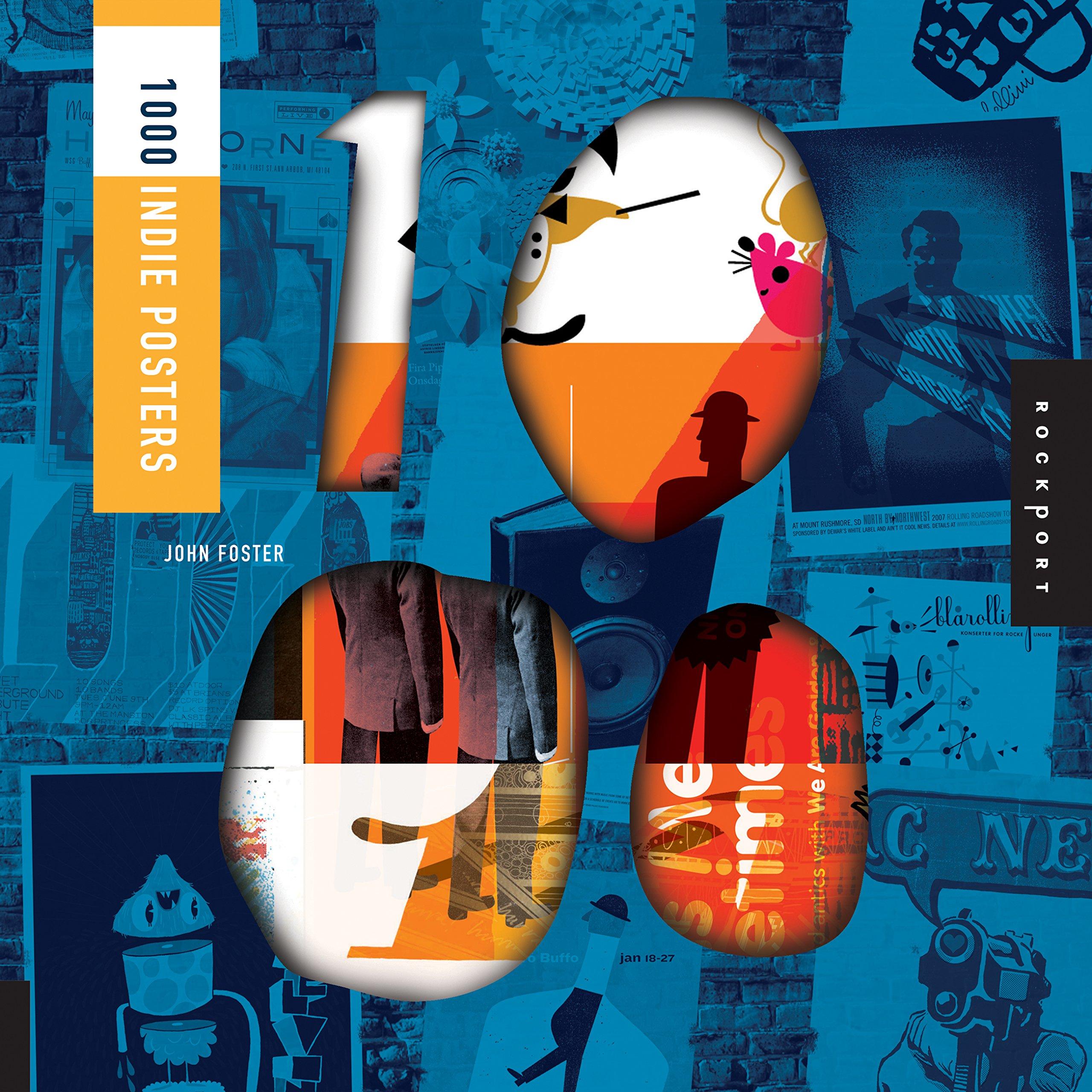 Download 1,000 Indie Posters (1000 Series) ebook