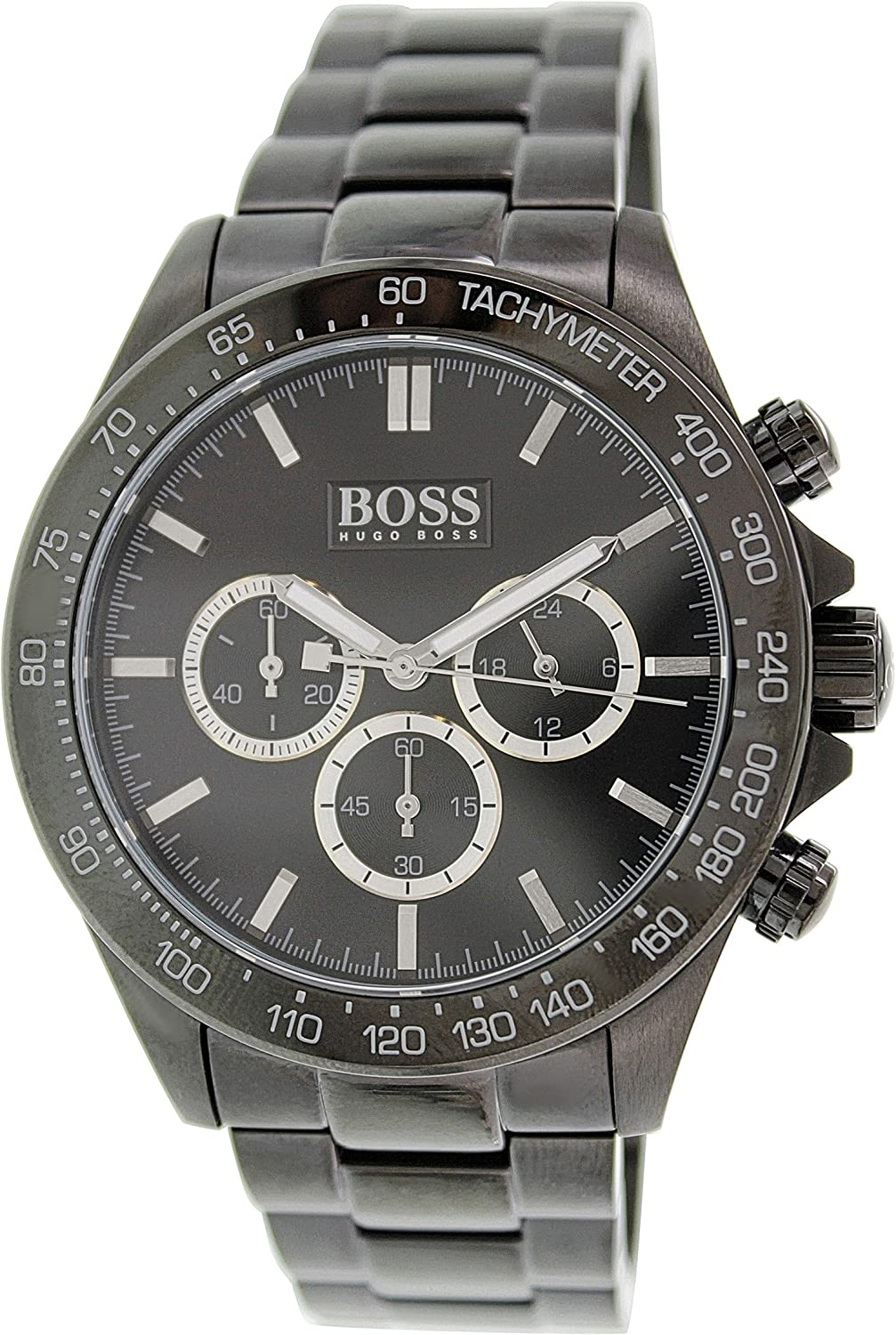Hugo Boss Herren Chronograph Analog Dress Quartz Reloj 1512961