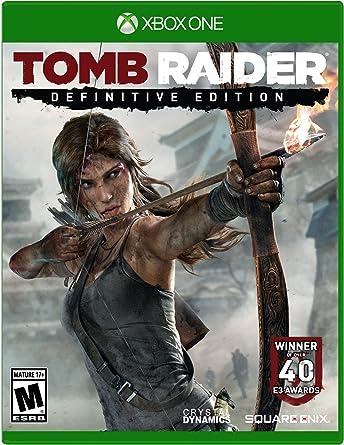 Square Enix Tomb Raider Definitive Edition - Juego (Xbox One ...