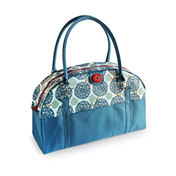 Amazon 2 Red Hens Coop Carry All Diaper Bag Peacock Mum