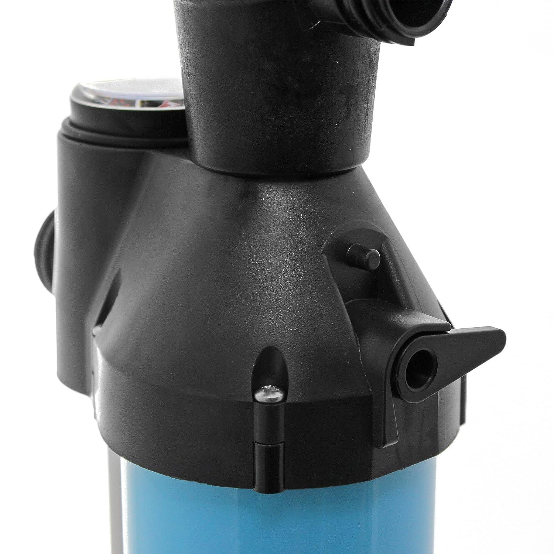 SUPwave® Air 7 Bomba de aire manual, bomba de pistón de doble ...
