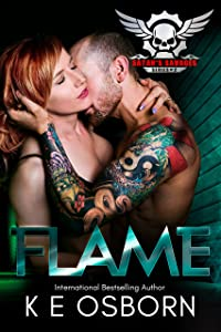 Flame (Satan's Savages MC Series Book 2)