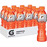 Gatorade Tropical Sports Drink, 12 x 600ml