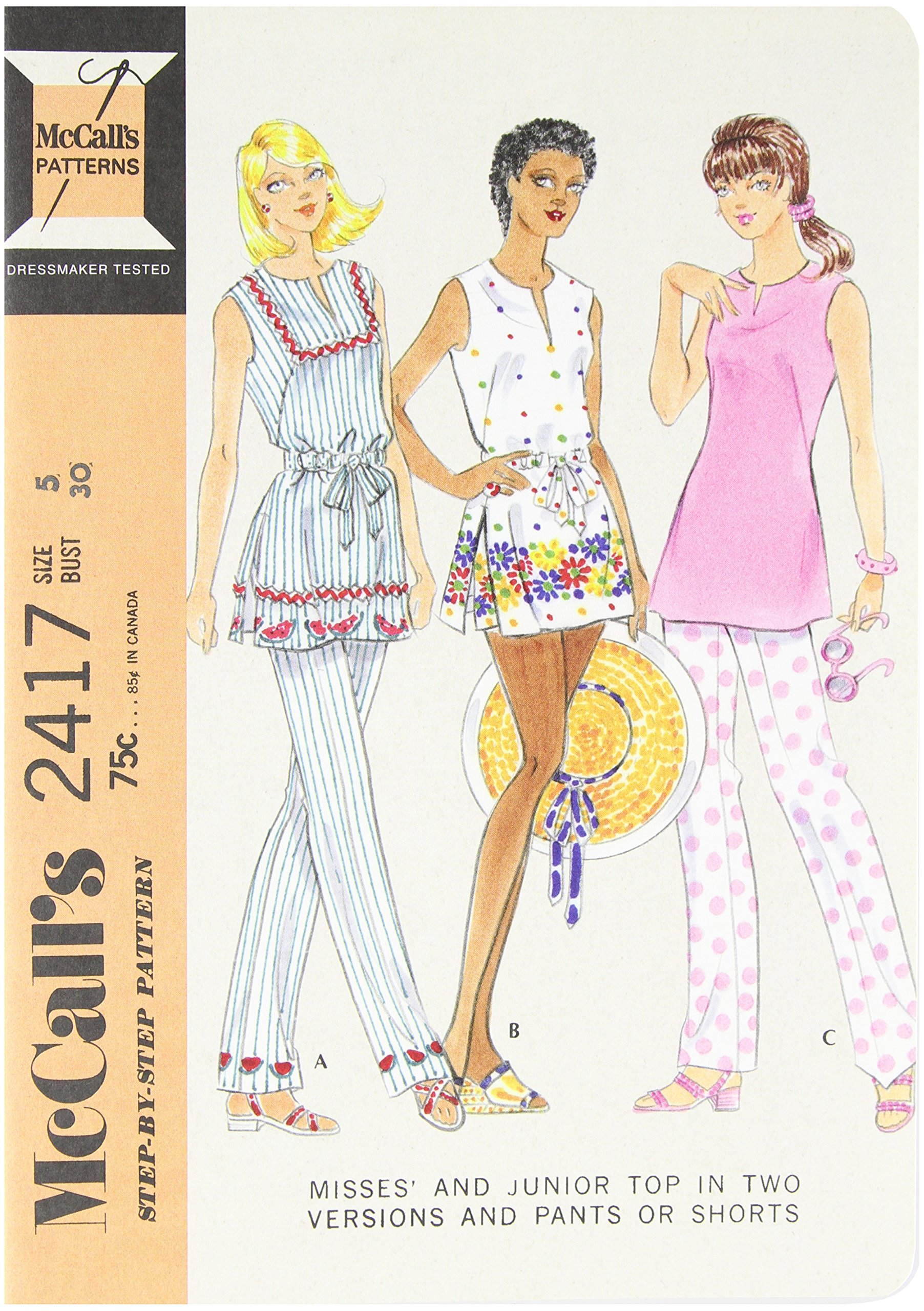Vintage McCall\'s Patterns Notebook Collection: The McCall Pattern ...