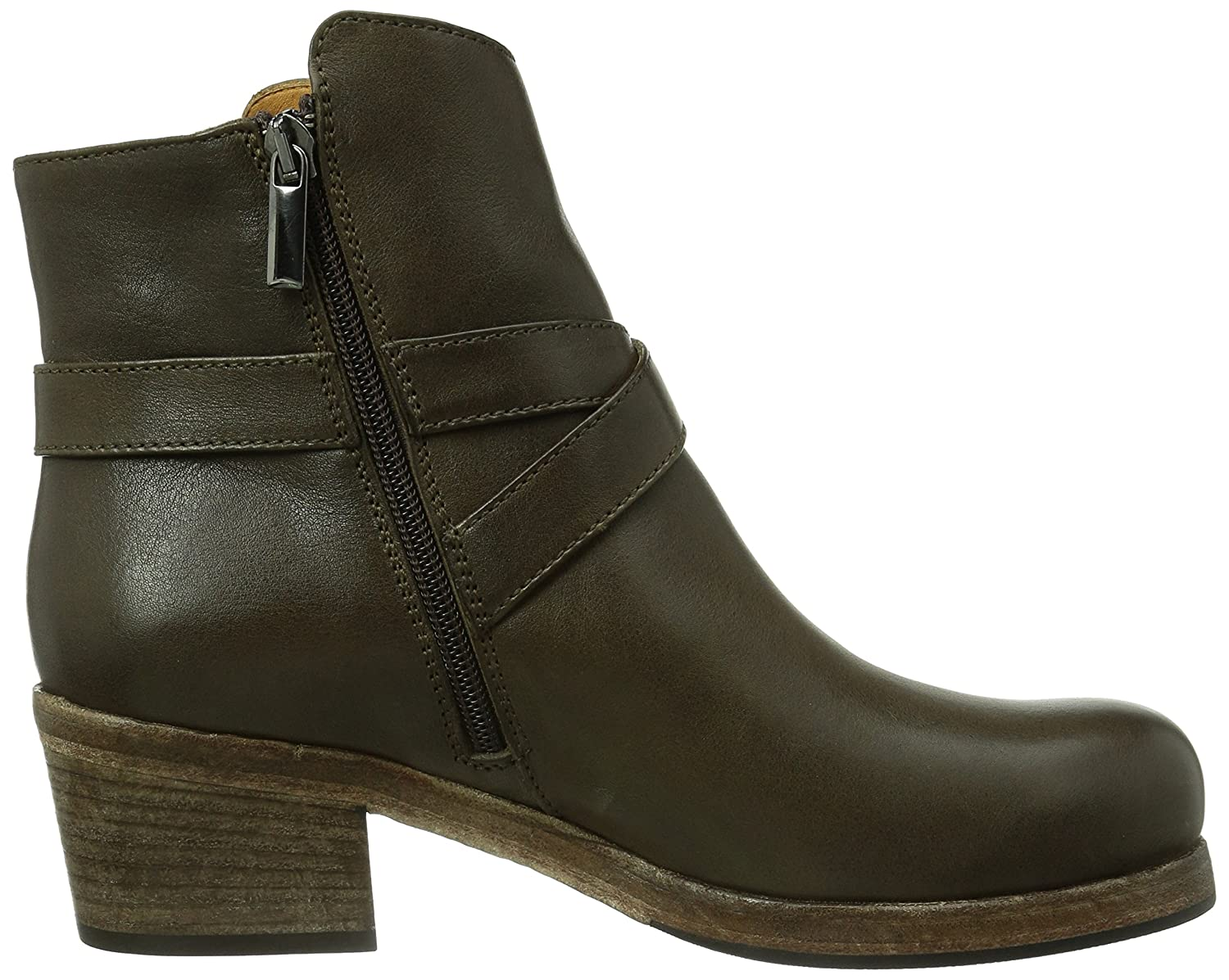N494, Boots femme - Vert, 38 EUObjects In Mirrors