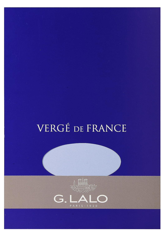 Lalo 11402L Blocco di Carta, 21 x 14.8 x 0.8 cm, Blu