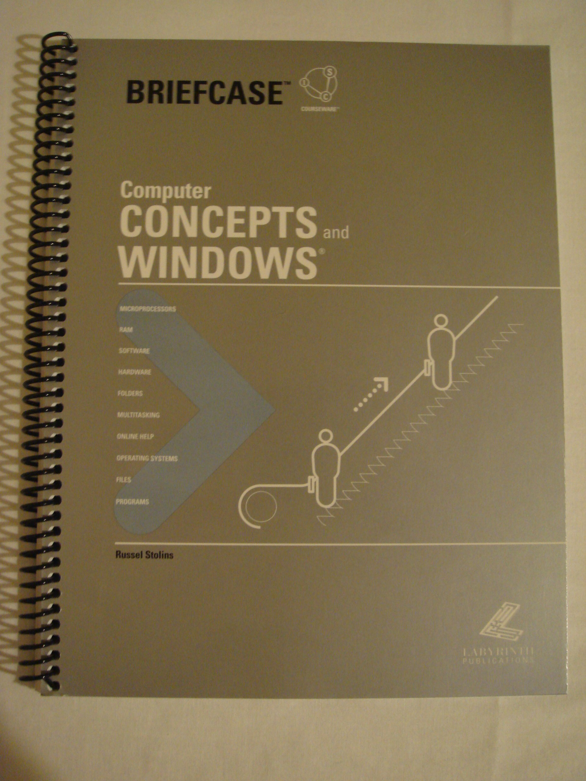 Computer Concepts And Windows (Briefcase Series for Office XP) ebook