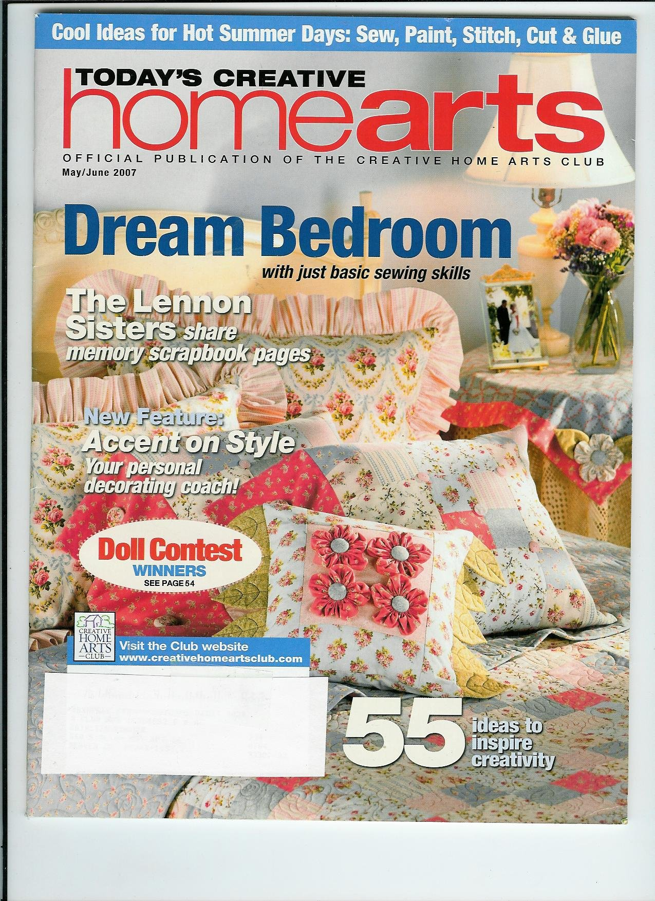 Today S Creative Home Arts Official Publication Of The Creative
