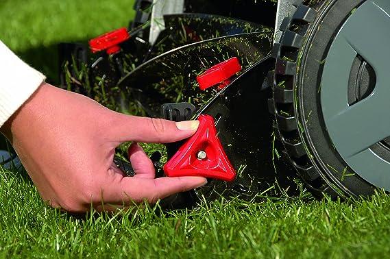 Skil F0150720AA Cortacésped Manual cilíndrico 5 Cuchillas, 240 V, Negro: Amazon.es: Bricolaje y herramientas