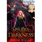 Sparks in the Darkness - A Novella. Also featuring Big Apple Pie, a Patricia Fisher/Apple Orchard crossover story.: Blue Moon