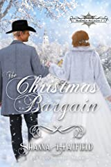 The Christmas Bargain: (A Sweet Victorian Holiday Romance) (Hardman Holidays Book 1) Kindle Edition