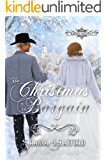 The Christmas Bargain: (A Sweet Victorian Holiday Romance) (Hardman Holidays Book 1) (English Edition)