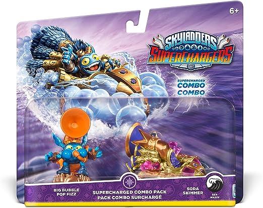 Skylanders: SuperChargers - Dual Pack 3: Amazon.es: Videojuegos