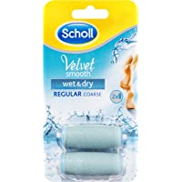 Scholl Velvet Smooth Wet & Dry Express Pedi Foot File Refill