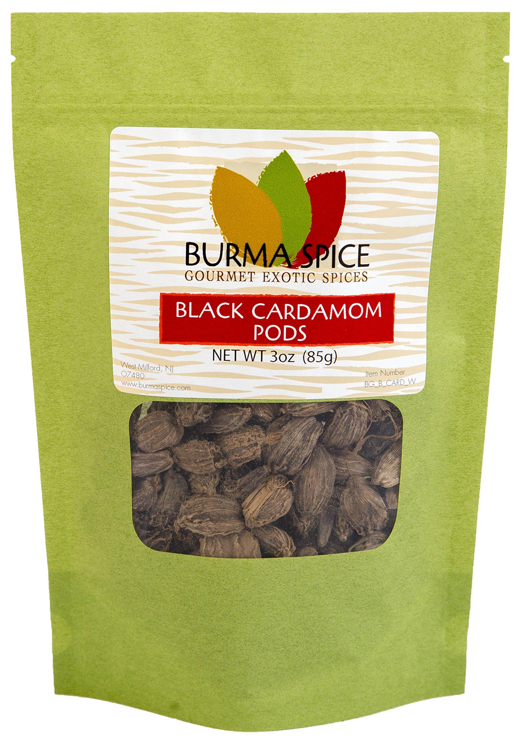 Black Cardamom Pods Bag, 3oz, also avail in 5oz see sizes
