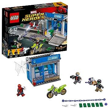 100/% LEGO Thor w// Weapon /& Power Burst Minifigure Infinity Wars Marvel Super Her