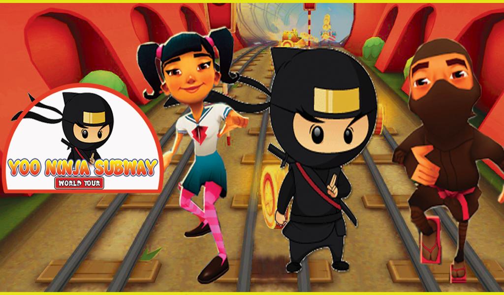 yoo ninja subway: Amazon.es: Appstore para Android