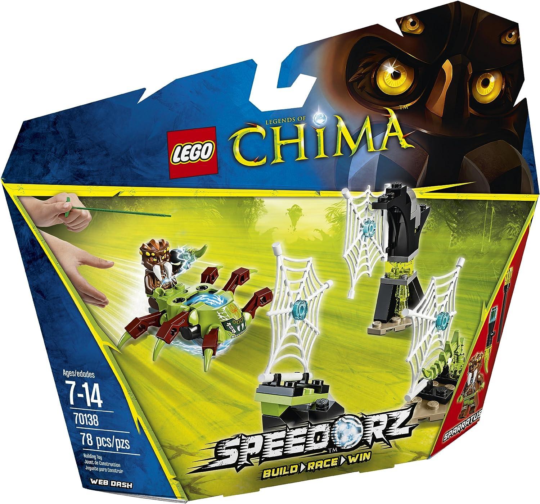 LEGO Chima 70138 Web Dash