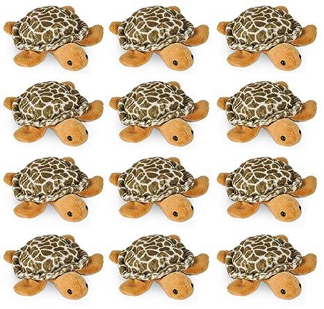 Amazon com: Wildlife Tree 12 PackTortoise Turtle Mini 4