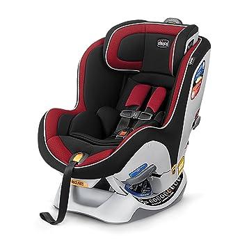 Chicco NextFit IX Convertible Car Seat Firecracker