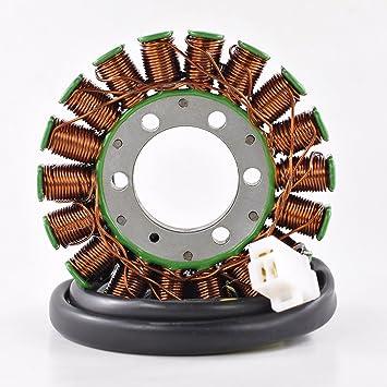 Generator Stator For Kawasaki Ninja 250 R 250R 2008 2009 2010 2011 2012 OEM Repl.# 21003-0074 21003-0114