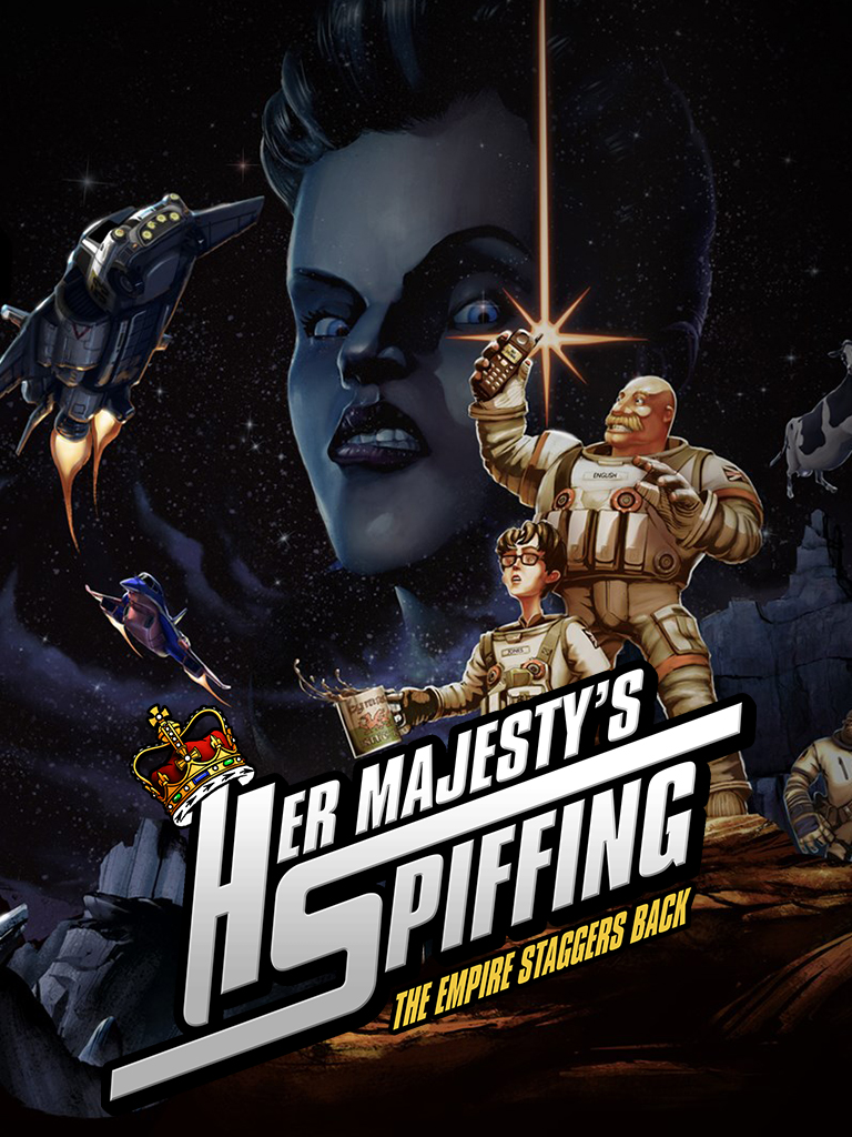 Her Majesty's SPIFFING [Download]