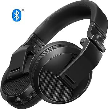 Pioneer HDJ-X5BT Binaural Diadema Negro - Auriculares con micrófono (DJ, 0-