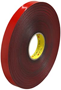 3M VHB Tape 4646, 0.375 in width x 5 yd length, 1 roll