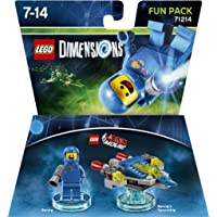 LEGO DIMENSIONS LEGO MOVIE BAD COP - POLICE CAR