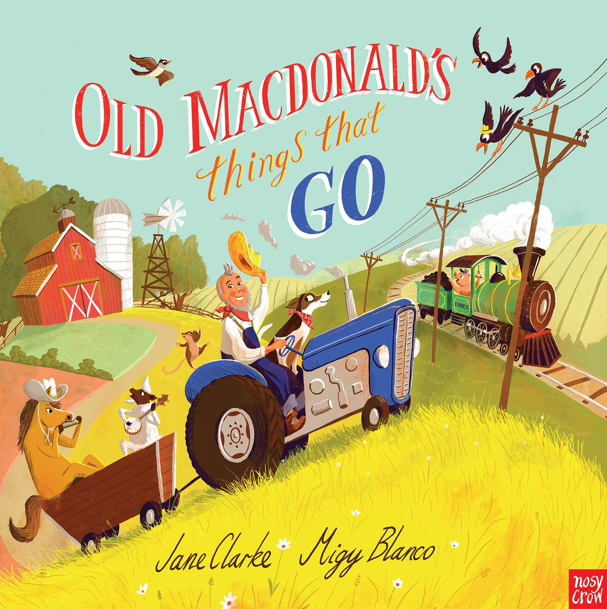 Old Macdonald's Things That Go pdf