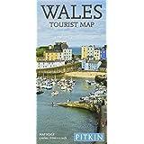 Wales Tourist Map