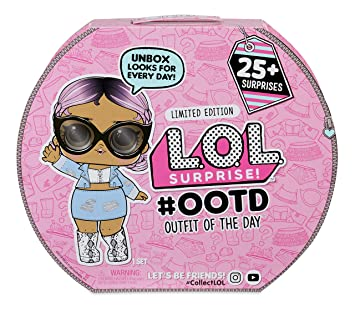L.O.L. Surprise! OOTD Outfit of The Day