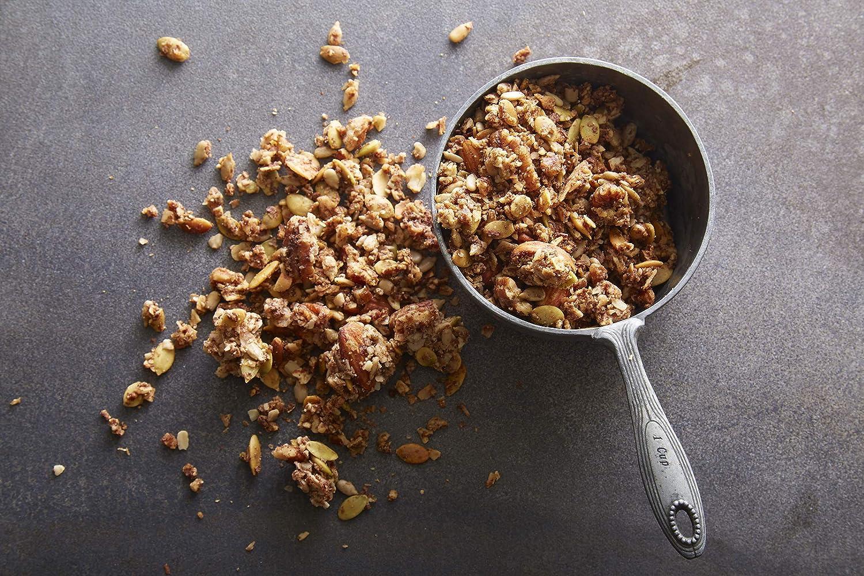 Granola Bakery - Granola de canela de Keto Pecan, 0.04 oz de ...