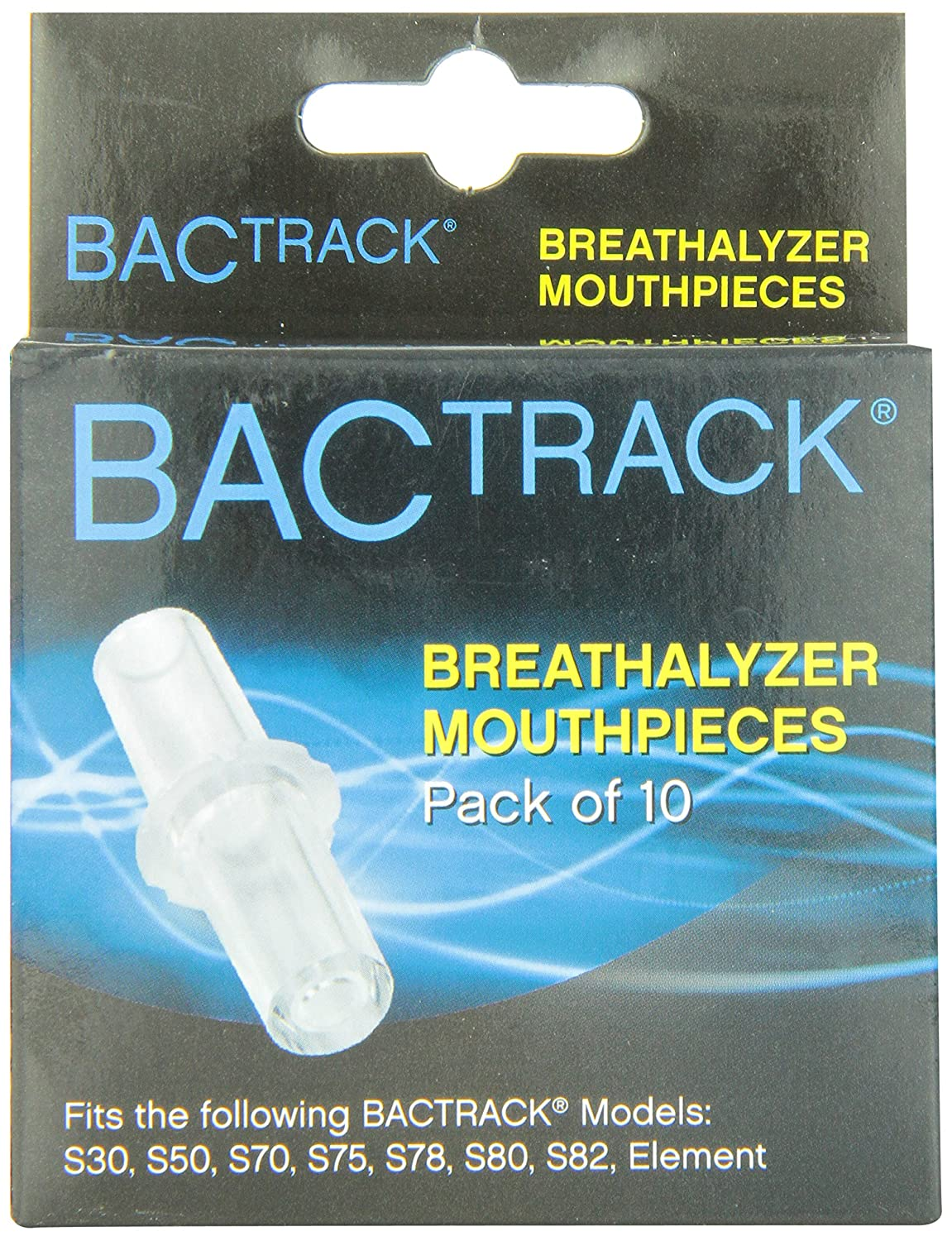 Amazon Com Bactrack Breathalyzer Mouthpieces Pack Of 10 Health