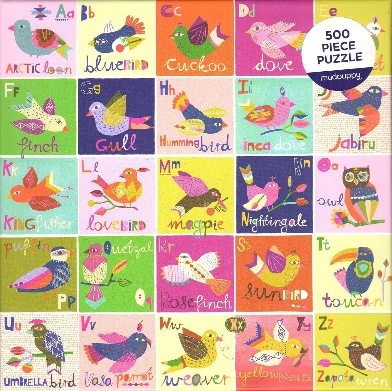 鳥A - Carolyn Z by Carolyn Gavin by 500ピースパズル 500ピースパズル B079CTQXX7, はぴキャラ:e4eaa001 --- ero-shop-kupidon.ru