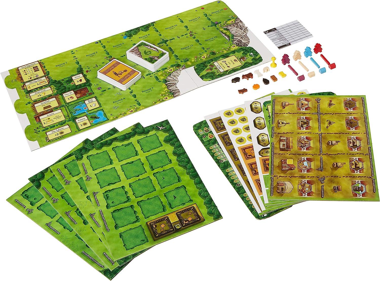 29369 Agricola Board Game: Amazon.es: Juguetes y juegos